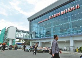 Terlilit Pajak, Pengelola Parkir Bandara Lampung Mundur