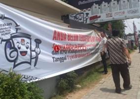 Tak Msuk DPT, Lapor ke Posko Layanan Pemilih KPU