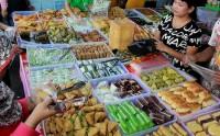 Takjil Yang Dijual Pedagang di Lampura Dinyatakan Bebas Bahan Kimia Berbahaya
