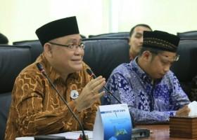 Takmir Masjid Perlu Profesional Kelola Keuangan