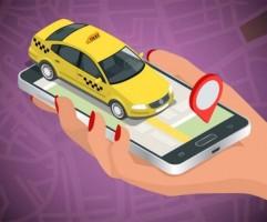 Taksi Online Akan Diberi Plat Khusus