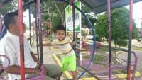 Taman Sehati Pulungkencana Tak Pernah Sepi