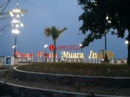 Taman Wisata Muara Indah Kotaagung Makin Diminati