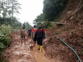 Tanggamus Dikepung Bencana Banjir dan Longsor