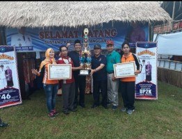 Tanggamus Raih Juara I BBGRM XV Lampung