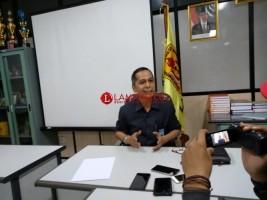 Tanggapi Unjuk Rasa, Wakil Rektor 3 Unila Sebut Pencopotan Jabatan Wewenang Rektor
