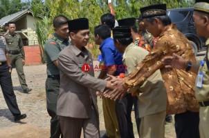 Gagalkan Pengiriman Ganja, Bupati Khamami Apresiasi Polres Mesuji