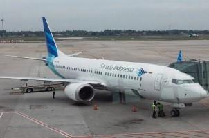 Tarif Tiket Pesawat Garuda Lampung-Jakarta Jadi Rp510 Ribu
