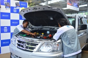 Tata Motors Gelar Program Global Service Camp 2018