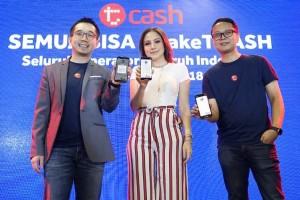 TCASH Luncurkan Aplikasi Lintas Operator Telekomunikasi