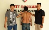 Tekab 308 Polres Lamtim Ringkus Pencuri Kotak Amal Masjid