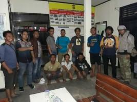 Tekab 308 Polres Tuba Tangkap 2 DPO Kasus Pencurian