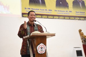 Teknokrat Inkubator Bisnis Mahasiswa Berwawasan Wirausaha