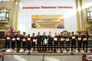 Teknokrat Leadership Education Program 2019 Lahirkan Generasi Emas