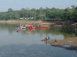 Telaga Gupit Bakal Disulap Jadi Destinasi Wisata Pringsewu
