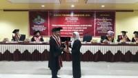 Teliti Kepemimpinan dan Motivasi Kinerja Kemenag, Rita Linda Jadi Doktor