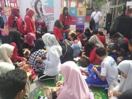 Telkomsel Ajak Warga Lampung Bijak Pakai Plastik