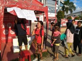 Telkomsel Buka Posko Telepon Gratis di Palu