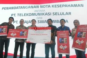 Telkomsel dan Erajaya Hadirkan HALO Device Plan