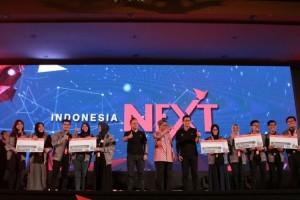 Telkomsel Hadirkan IndonesiaNEXT di Unila