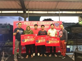 Telkomsel Helat Free Fire Funmatch