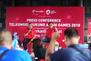 Telkomsel Optimistis Sukseskan Asian Games 2018