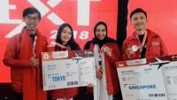 Terapkan Inovasi Teknologi, Mahasiswi Unila Terima Apresiasi Goes to Japan