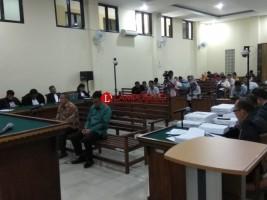 Terbukti Bersalah, KPK Tuntut Mantan Kadis PUPR Lamsel dan Agus BN 4 Tahun Penjara