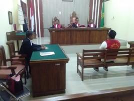 Terbukti Lakukan Pembunuhan, Protokol Bupati Lampura Divonis 52 Bulan Penjara