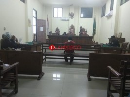 Terdakwa Kasus Jual Beli Bahan Peledak Ini Dituntut Hukuman 3 Tahun Penjara