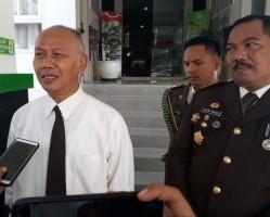 Terdakwa Kasus Korupsi Seragam Siswa Miskin Batal Dieksekusi karena Sakit