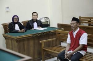 Terdakwa Pembunuhan Pacar Mantan Istri Dituntut 20 Tahun Penjara
