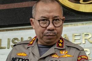 Terduga Penembak Gedung DPR Diperiksa Polisi