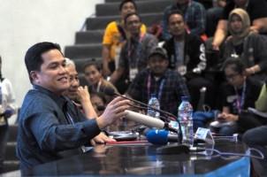 Terkait Perusakan Baliho SBY, Erick Jamin TKN Berkampanye Damai