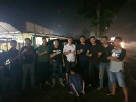 Terlibat Transaksi Narkoba WargaWay Harong Diringkus Polisi