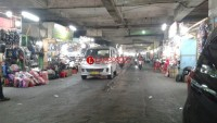Terminal-Pasar Berdampingan, Kemacetan Jadi Keluhan
