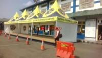 Terminal Rajabasa Siapkan 50 Bus Cadangan