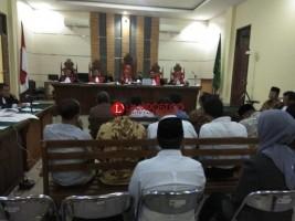 Terungkap di Sidang, Ada Jatah Proyek untuk LSM dan Wartawan di Lamsel