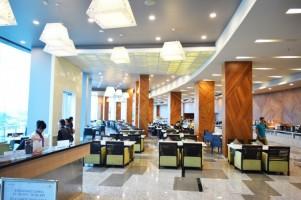 The Square Restaurant Novotel Tampil Lebih Berkelas