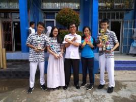 Tiap Pekan SMAN 10 Bandar Lampung Raih Prestasi
