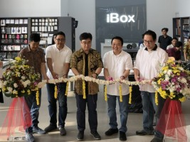 Tiga Anak Perusahaan Erajaya Buka Outlet Serentak di Cilegon Center Mall