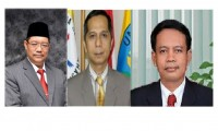 Tiga Calon Rektor Adu Gagasan