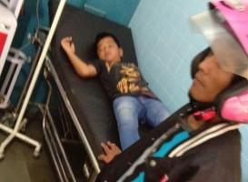 Tiga Hari Tidur di Kantor DPRD, Anak Korban Penggurusan Jatuh Sakit