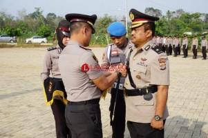 Tiga Jabatan Utama Polres Pesawaran Diisi Wajah Baru