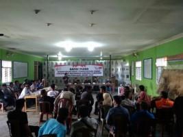 Tiga PPK Kecamatan di Mesuji Hari Ini Selesaikan Rapat Pleno