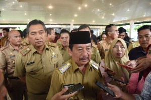Tiga Sukarelawan Tsunami Diangkat Jadi Tenaga Kontrak Pemkot Bandar Lampung