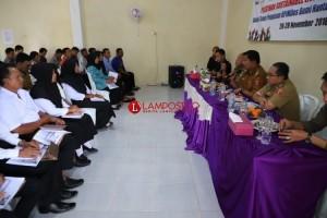 Tim 11 Ikuti Bimtek Pelestarian Satwa Badak Sumatera