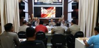 Tim Asistensi Polri Cek Kesiapan Pengaman Pemilu di Pesawaran