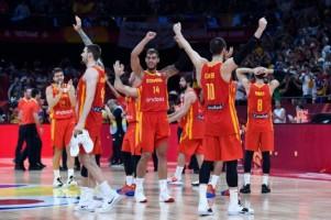 Tim Basket Spanyol Juara Dunia Usai Tumbangkan Argentina