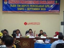 Tim Deputi Pencegahan KPK Ingatkan Kepala Daerah, DPRD dan ASN
